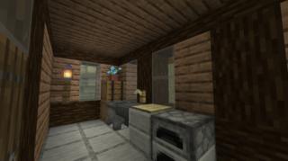 キッチン:ジ・エンド拠点