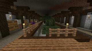 採掘場の構造・改