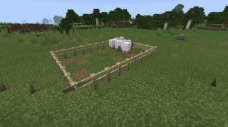 羊さんを集めておきました