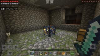 スポナーは2つその2:牧場(仮)下の洞窟