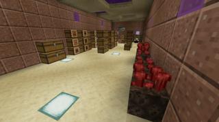 使いづらい地下倉庫部分