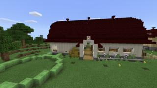 牛舎外観正面2